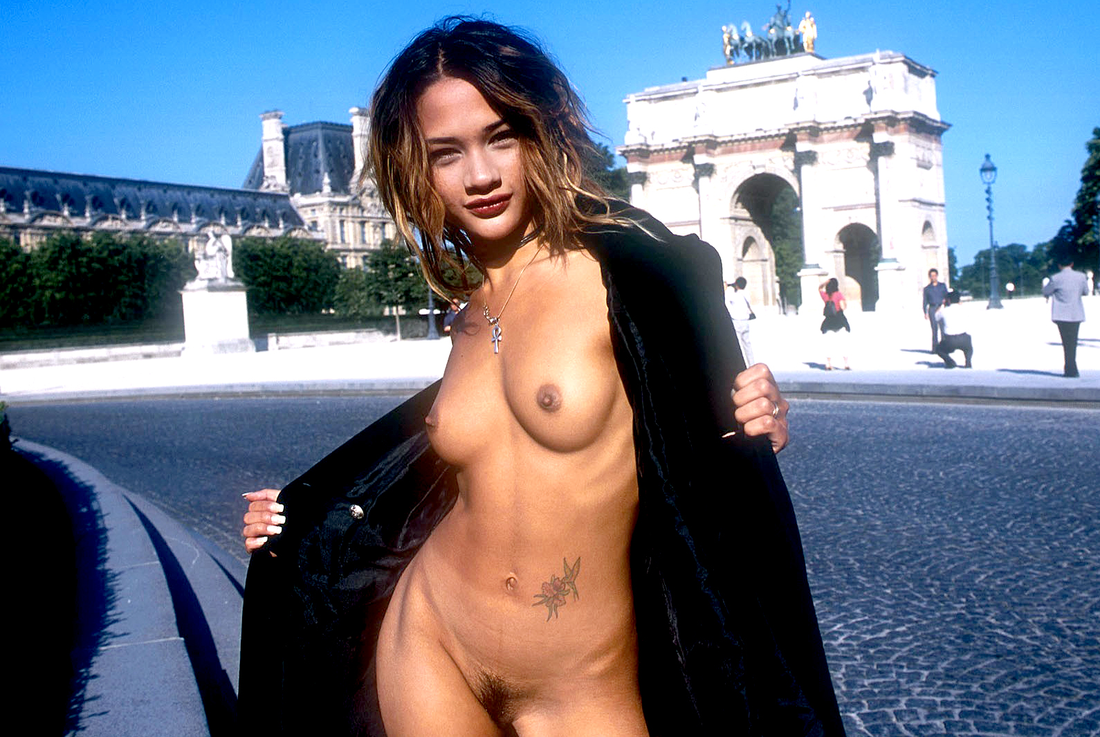 Actress nude french