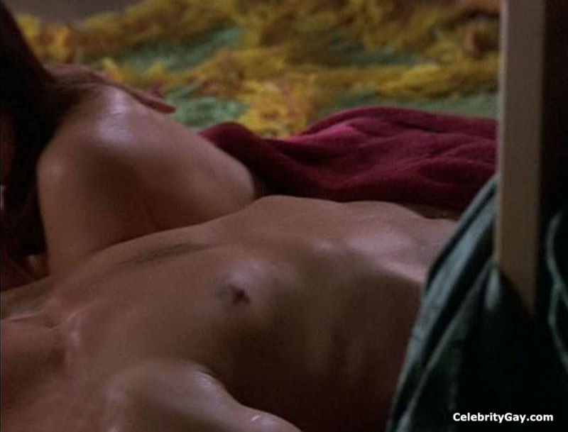 Naked actor rob campbell