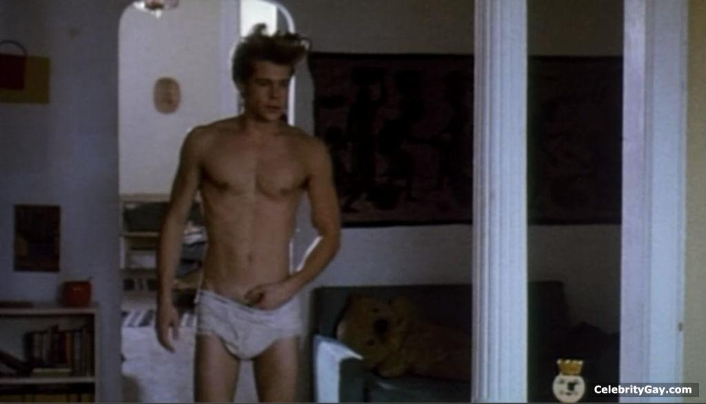 Brad pitt naked picture
