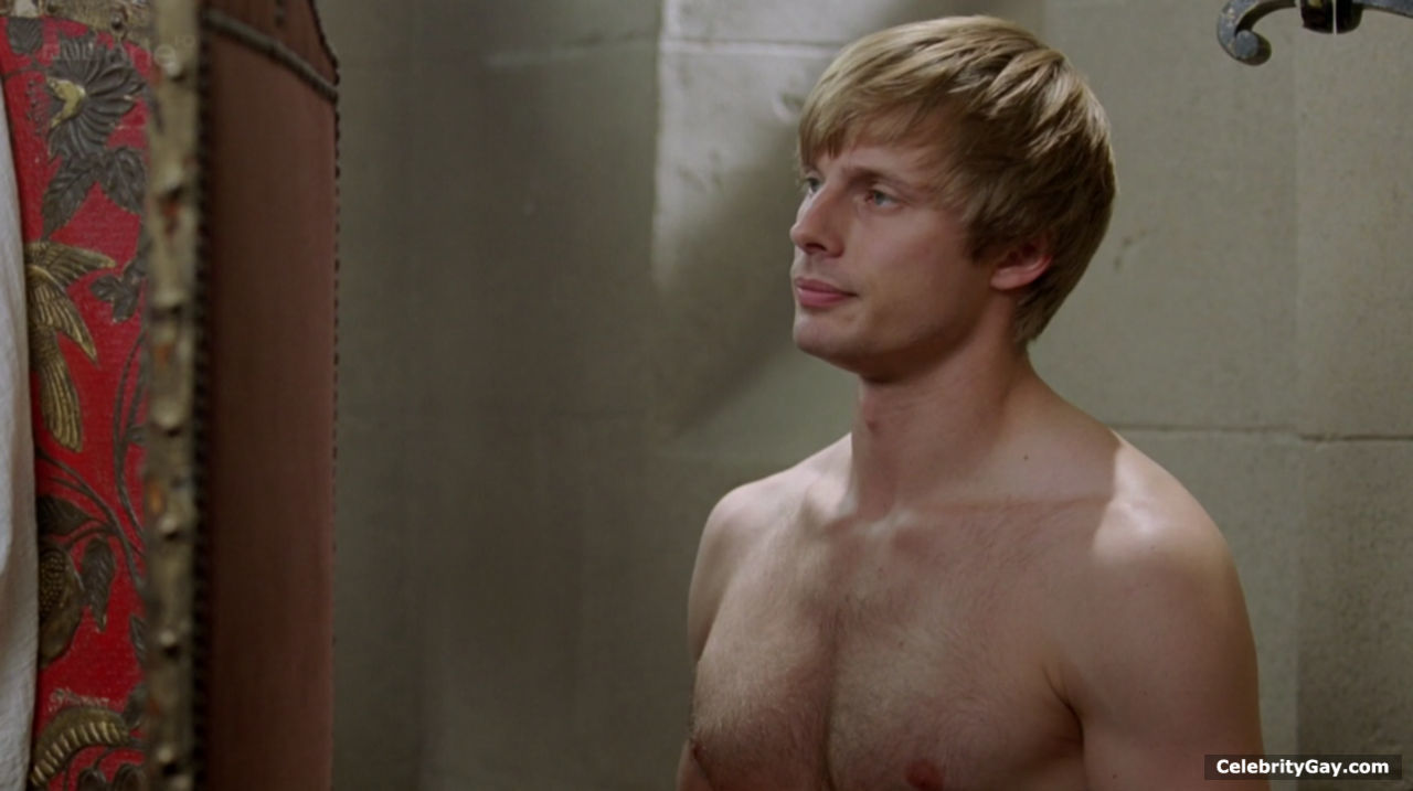 Bradley james nude Nude Photos 10