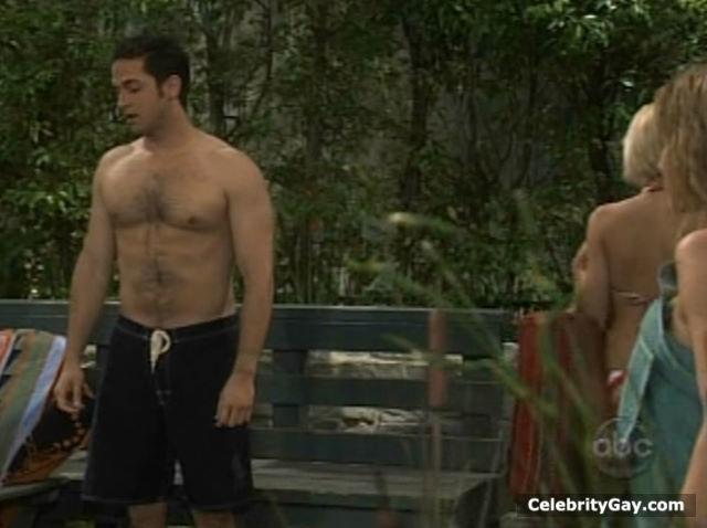 Brandon barash nude