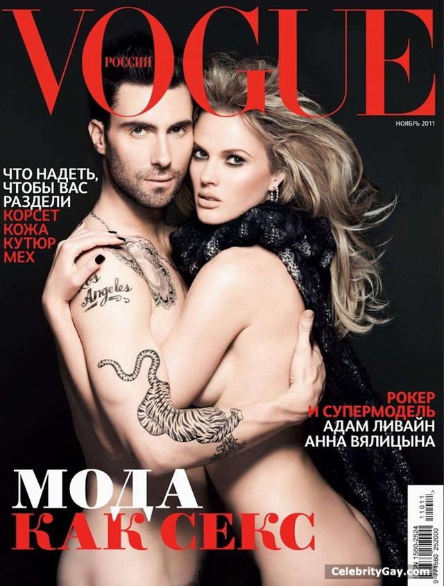 Agree with adam levine nudes good