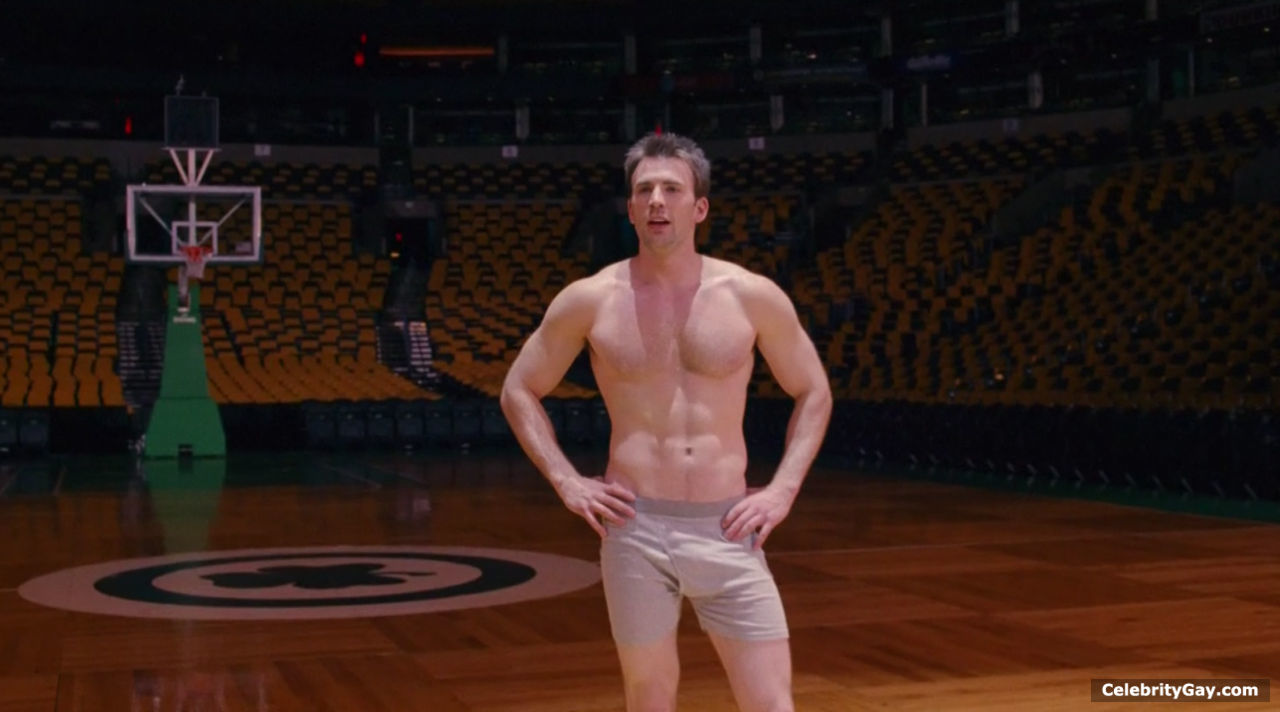 naked pictures chris evans