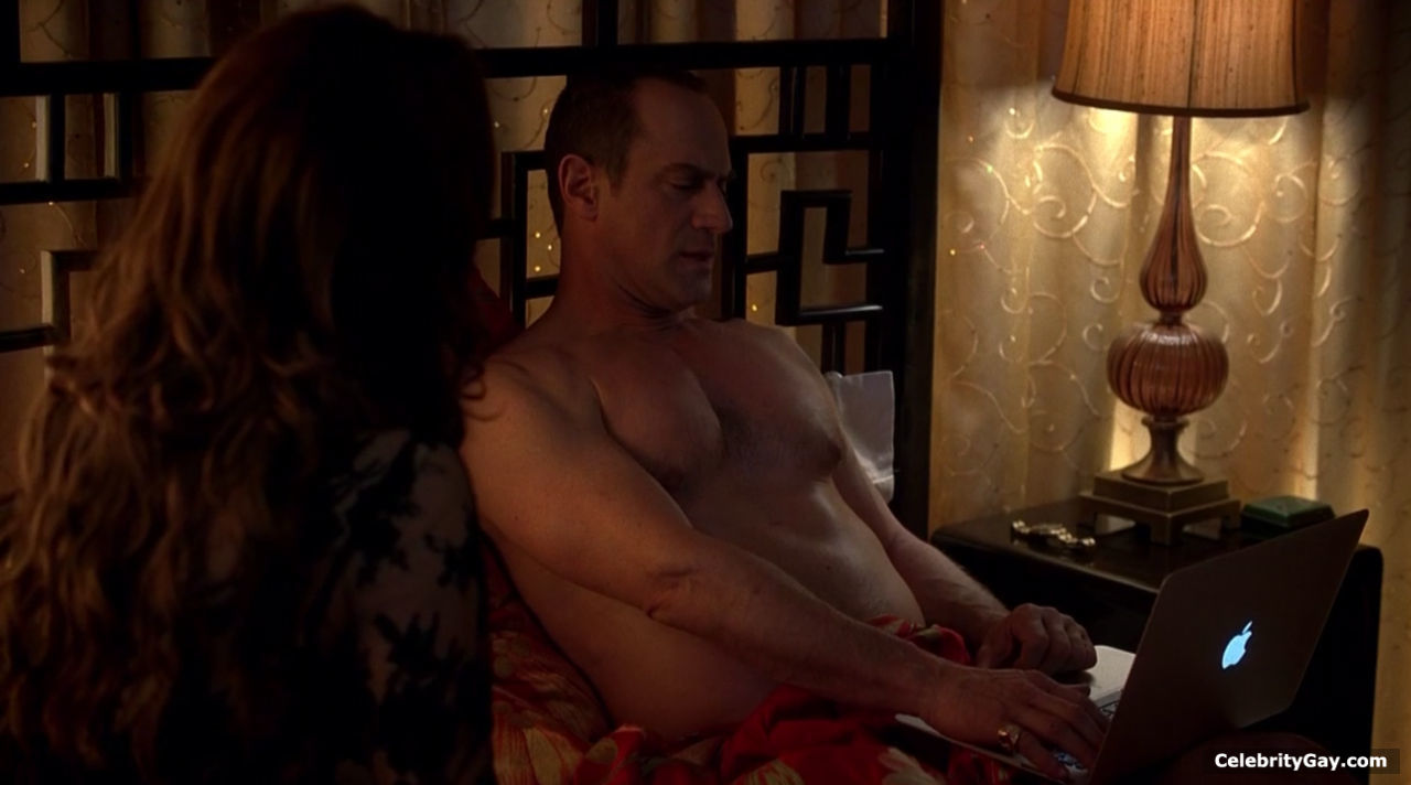 Christopher meloni oz nude episode 12