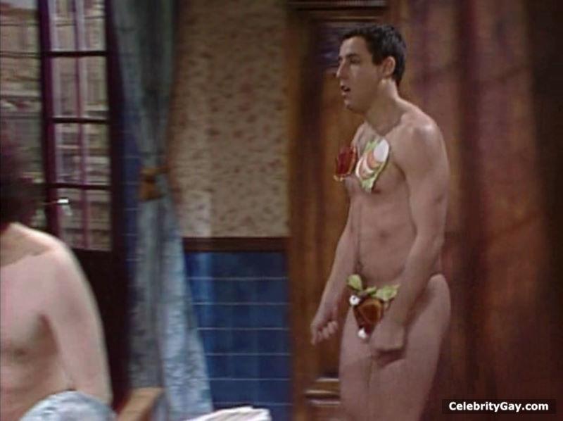 Amateur nude pictures of adam sandler model