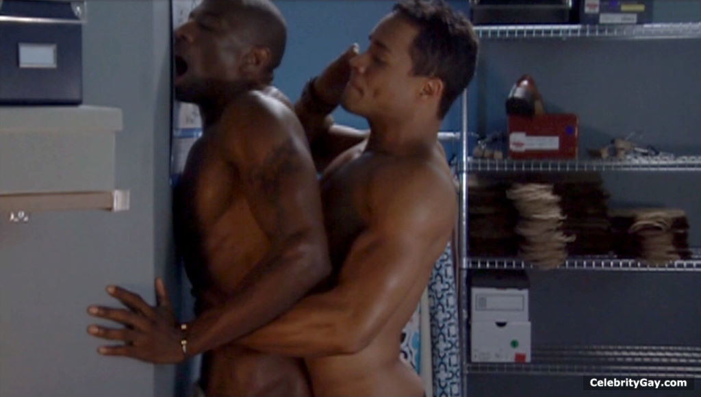 Christian keyes in the nude