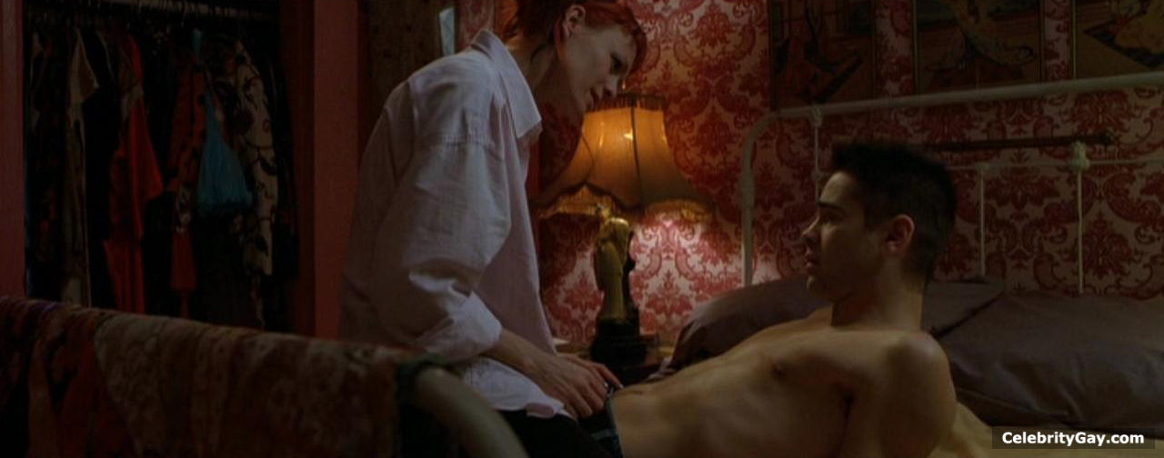 from Royce nude pictures of colin farrell