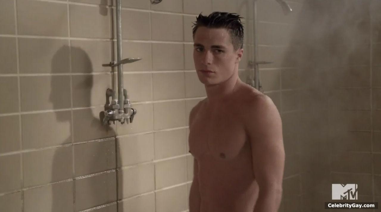 Colton haynes keeps sending nude photos to his friends