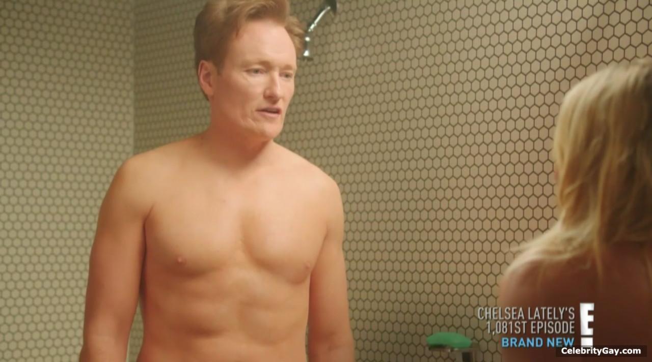 Conan obrien nude