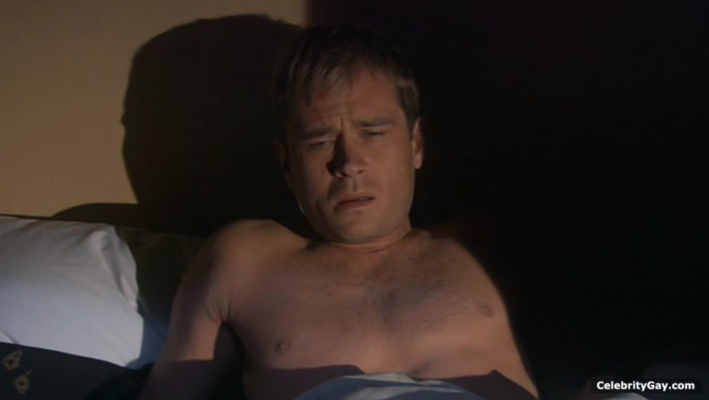Naked connor trinneer