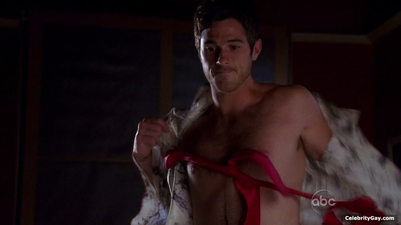 Dave Annable Naked 11