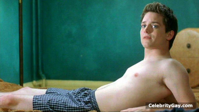 Elijah wood and naked and sex