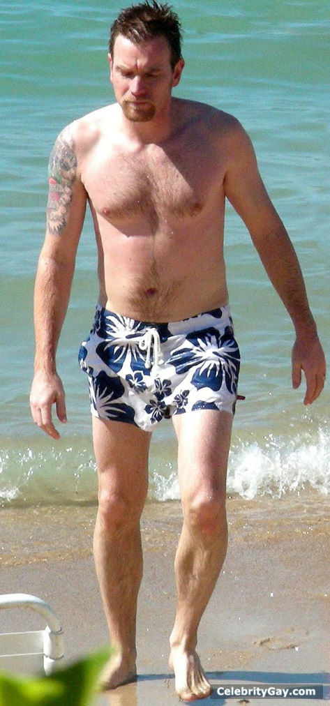Ewan McGregor Nude - leaked pictures & videos | CelebrityGay