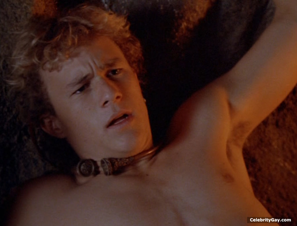Heath Ledger's Bare Ass