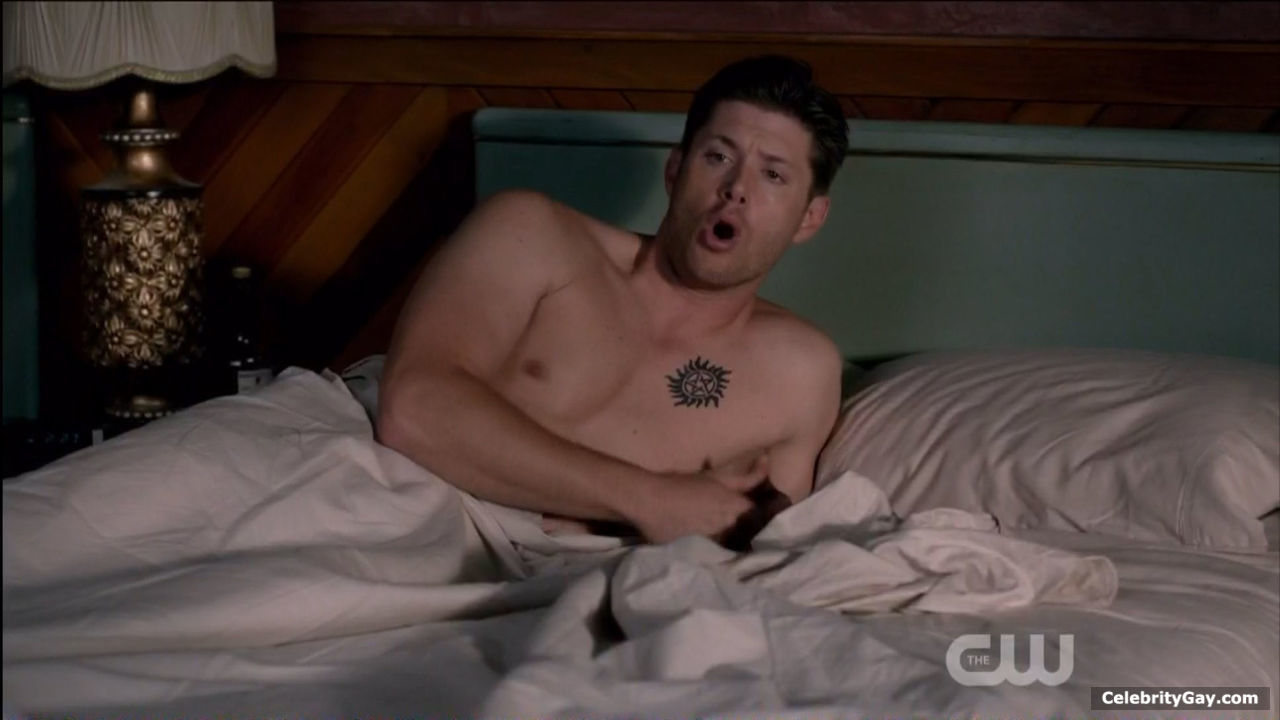 Means jensen ackles naked leaked