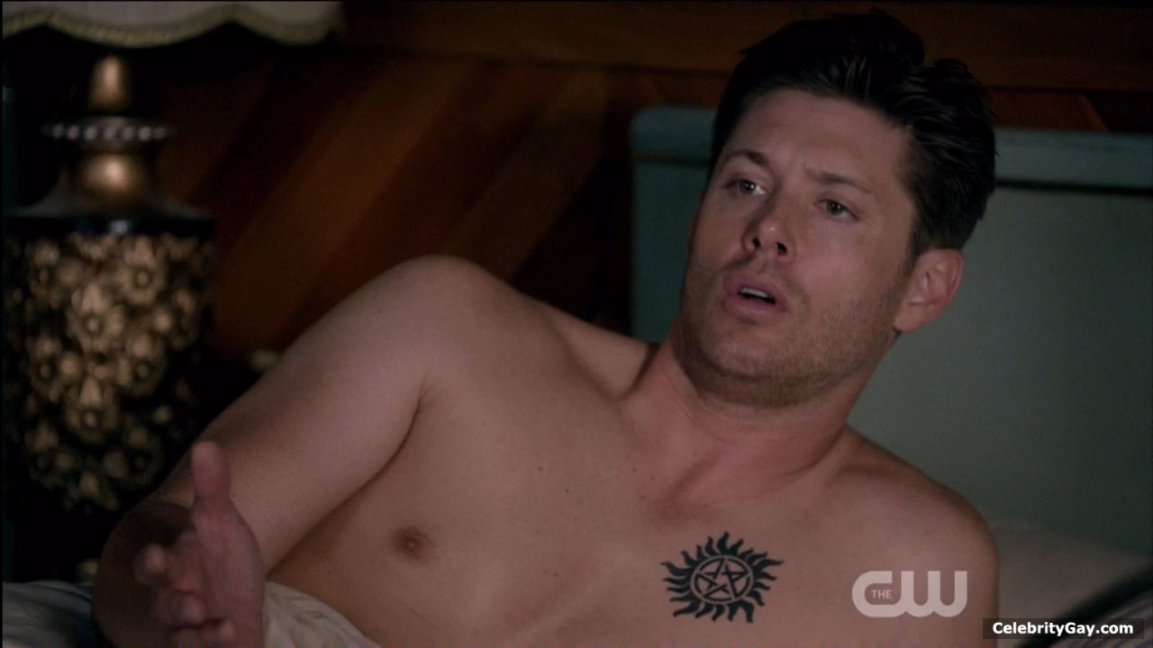 Jensen ackles naked leaked what from