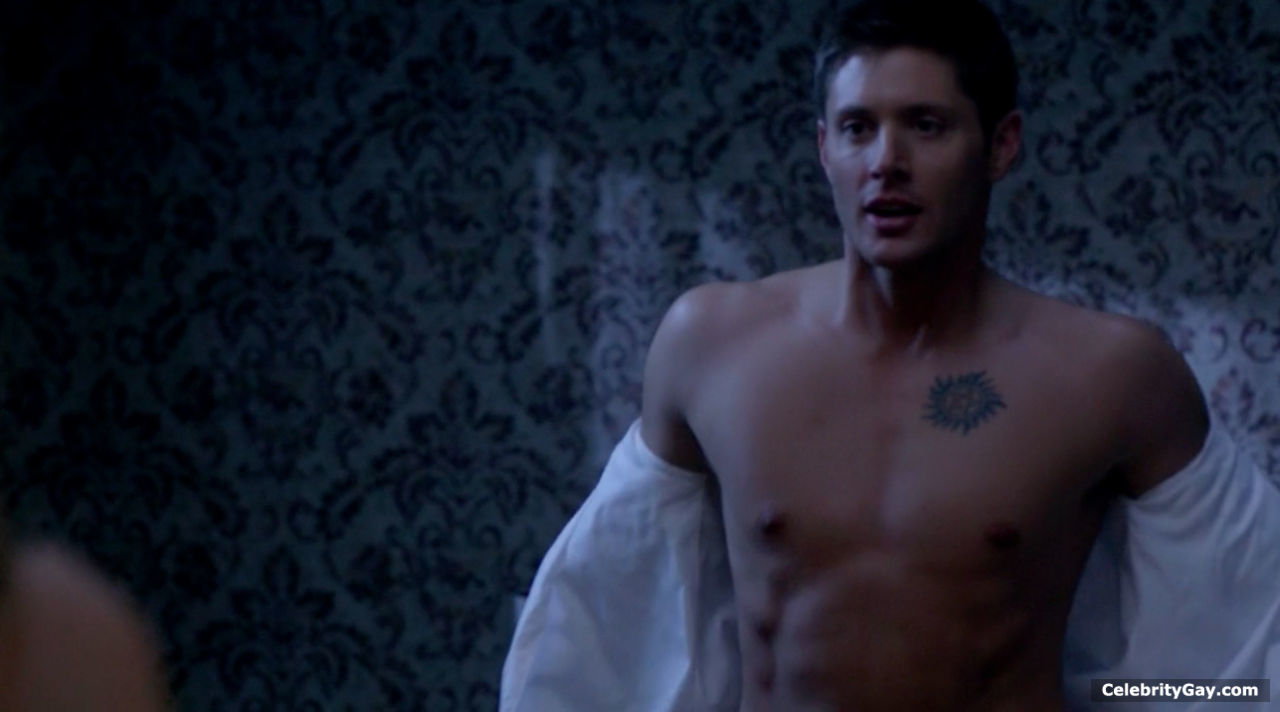 Naked pictures of jensen ackles