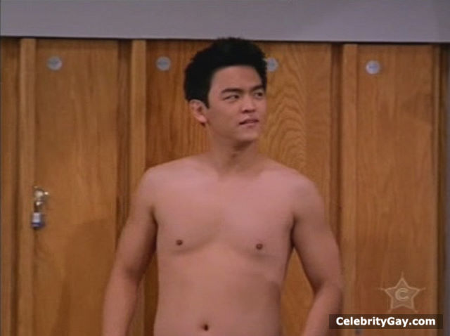 John Cho Nude - Leaked Pictures  Videos  Celebritygay-5037