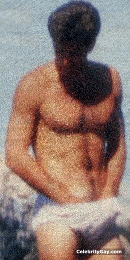 Attractive John Kennedy Jr Naked Scenes