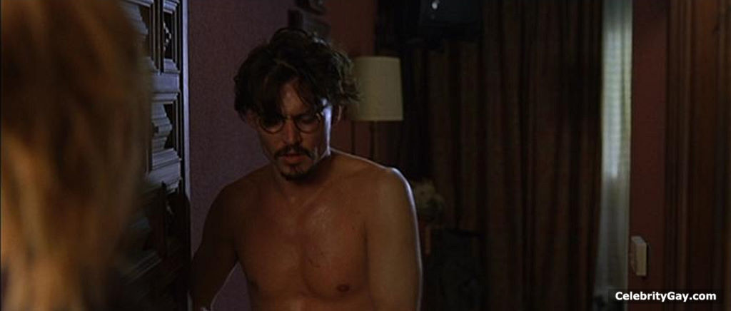 Opinion Foto johnny depp naked this brilliant