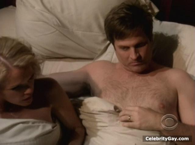 nude naked John hensley