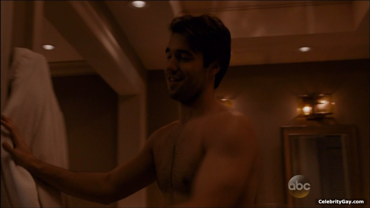 joshua bowman shirtless