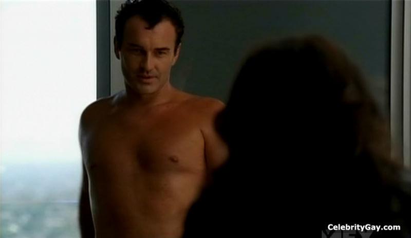 Julian mcmahon nude tyler