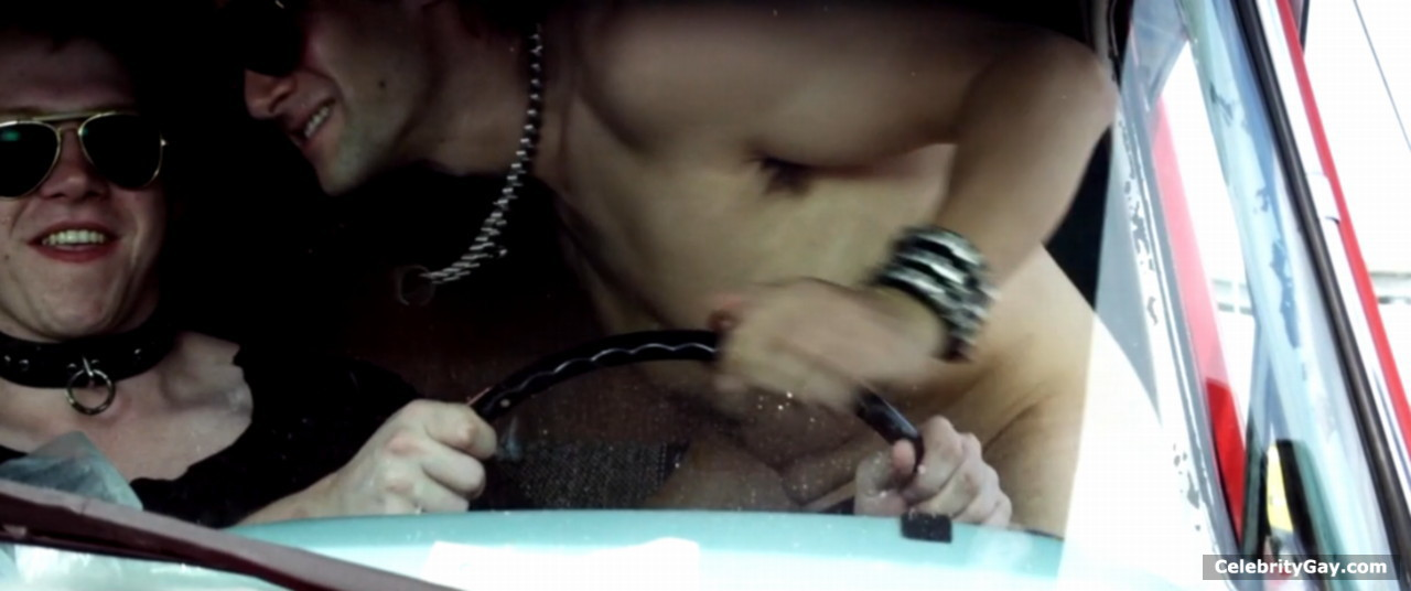 Justin bartha shirtless the male fappening