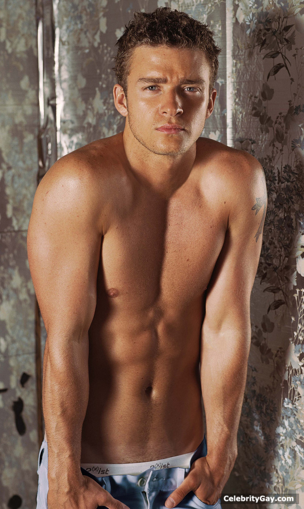 Shirtless Justin Timberlake | Hot Pics, Photos and Images