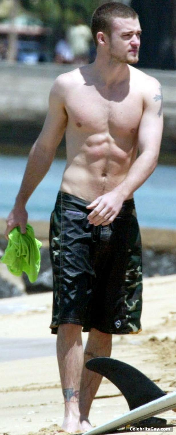 Justin Timberlake Nude - leaked pictures & videos