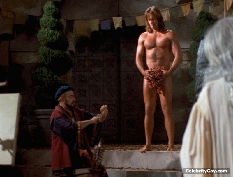 Naked Kevin Sorbo In Hercules