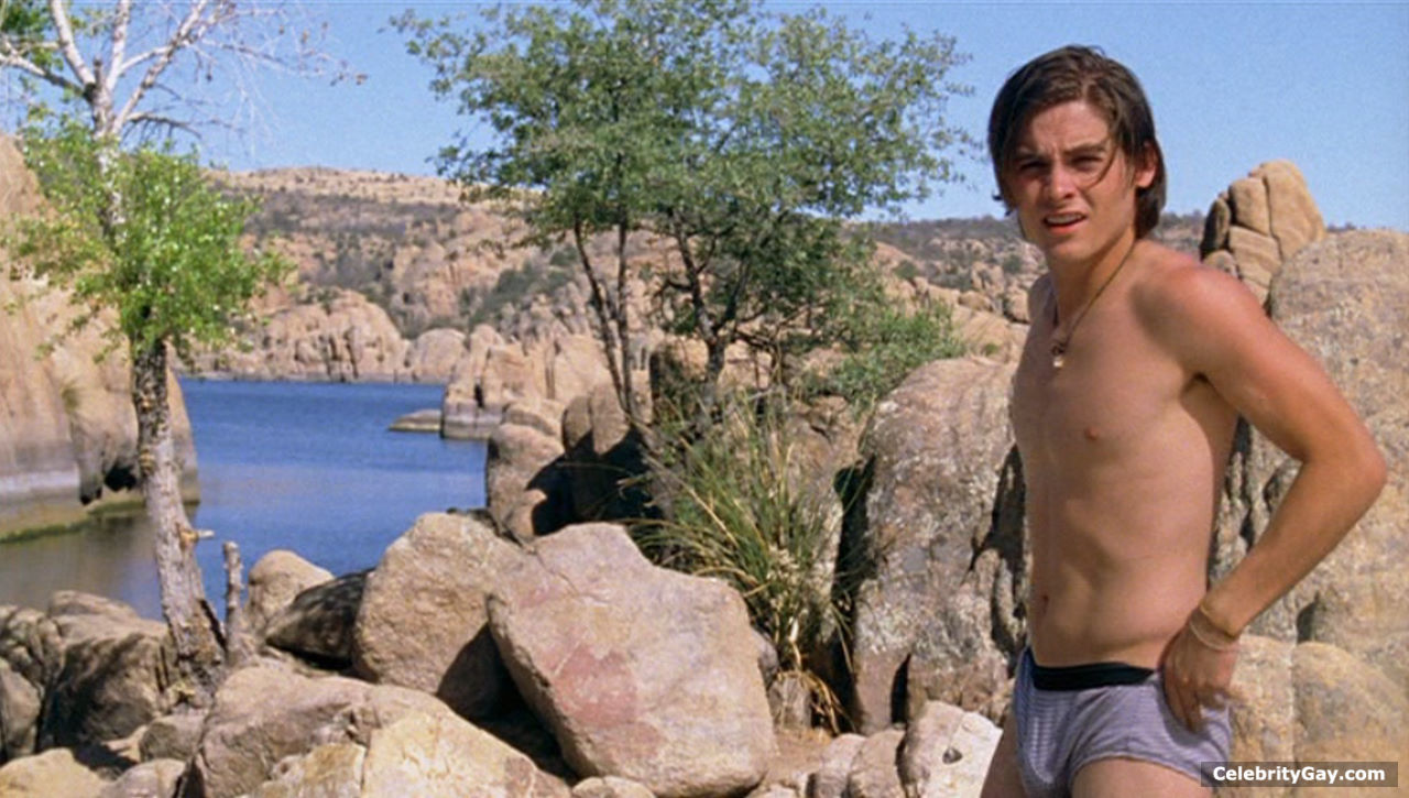 Naked kevin zegers