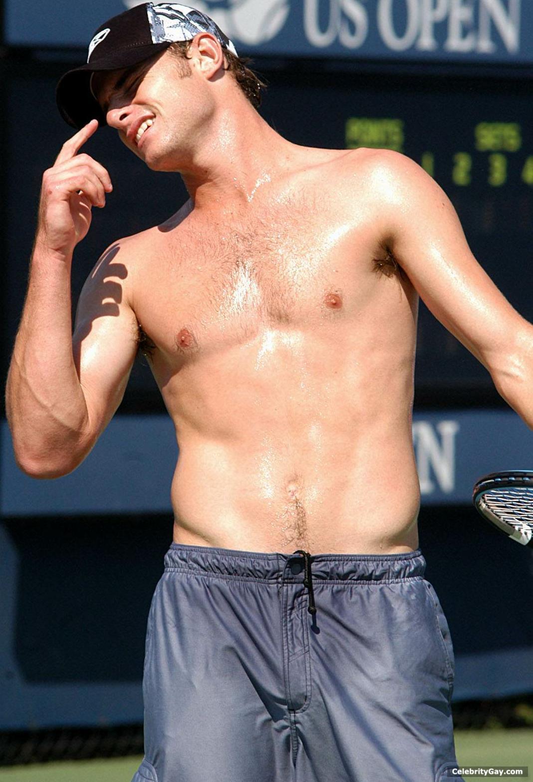 andy roddick nude gay sports