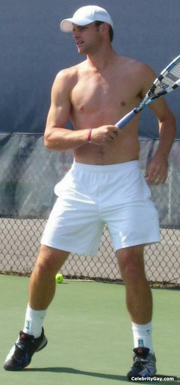 hot topless white man