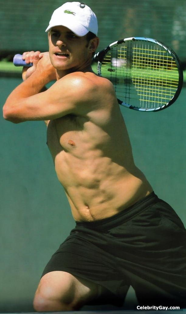 Roddick nude andy