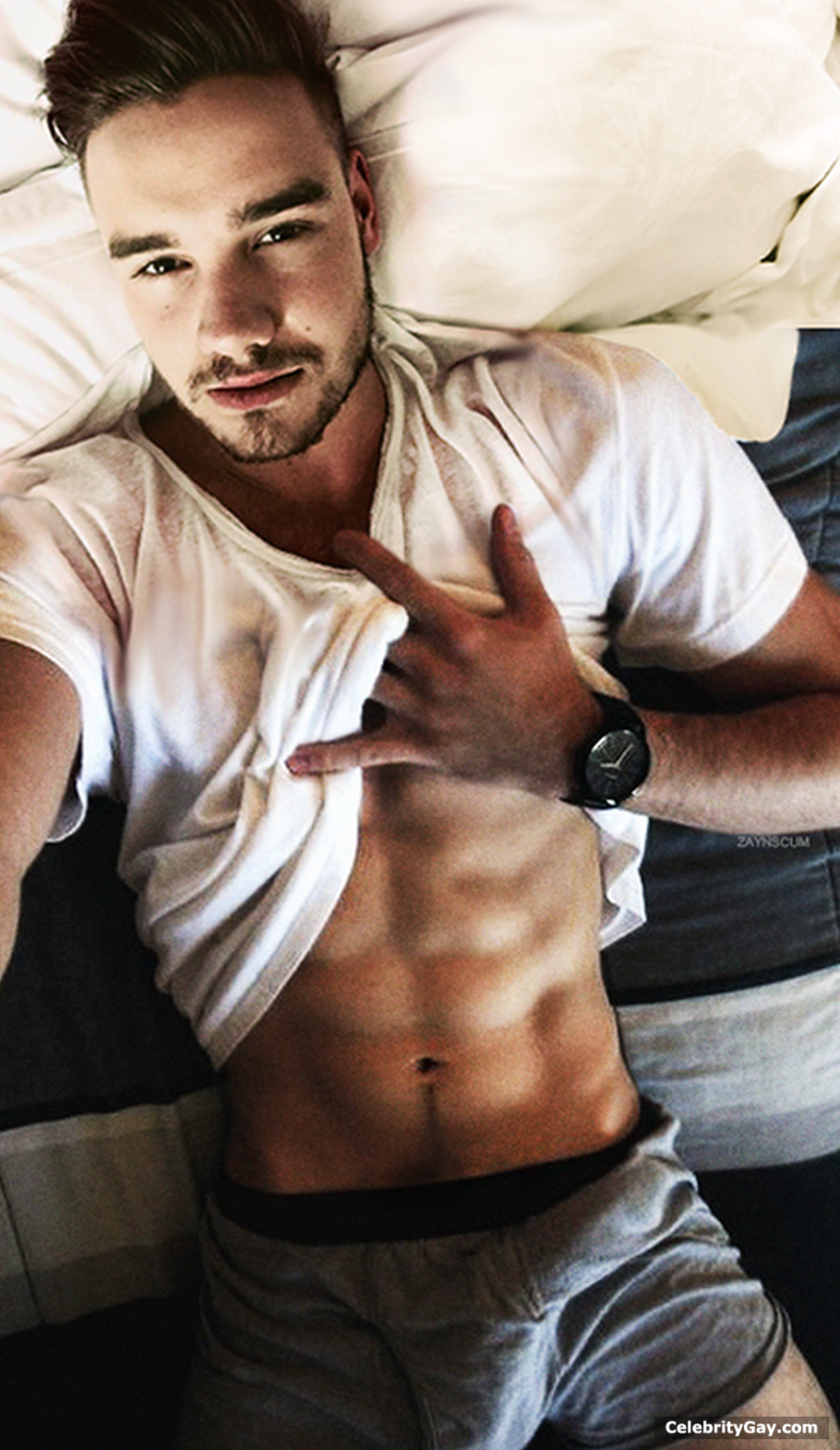 Liam Payne Nude - Leaked Pictures  Videos  Celebritygay-4874