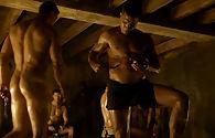 Manu bennett nude pics
