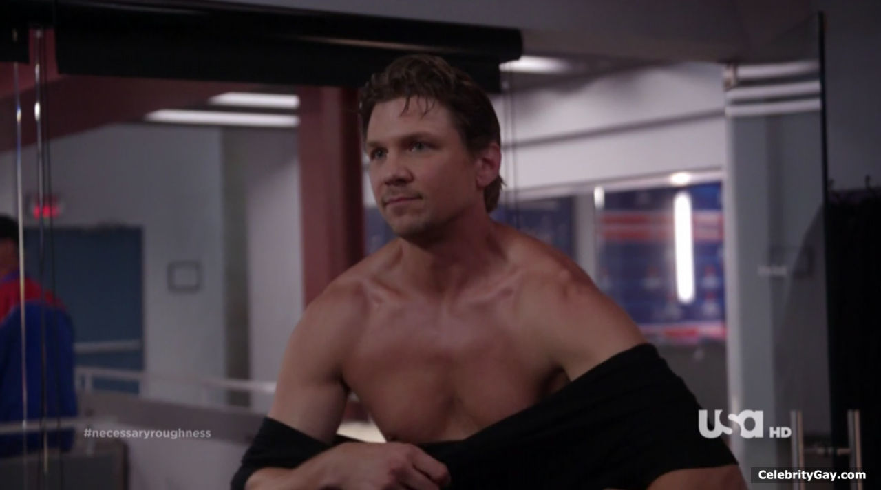 Marc blucas gay
