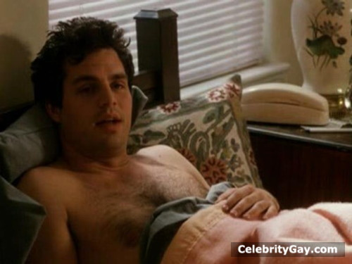 Mark ruffalo nude pics
