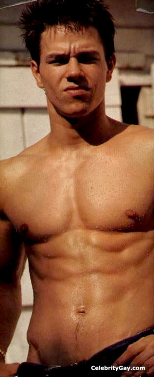 Mark wahlberg naked pics