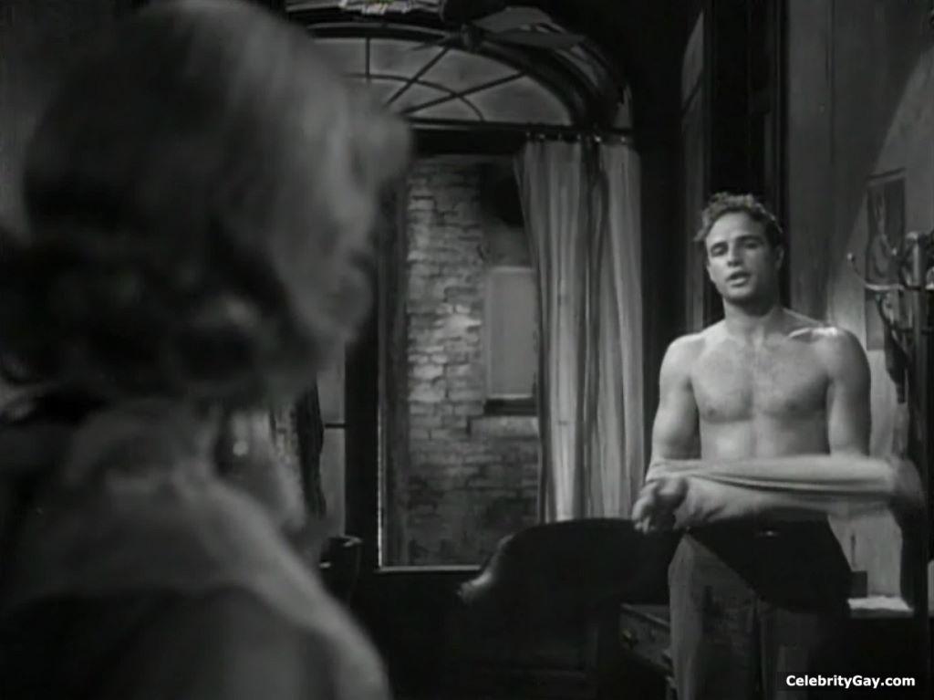 Marlon Brando Nude Naked