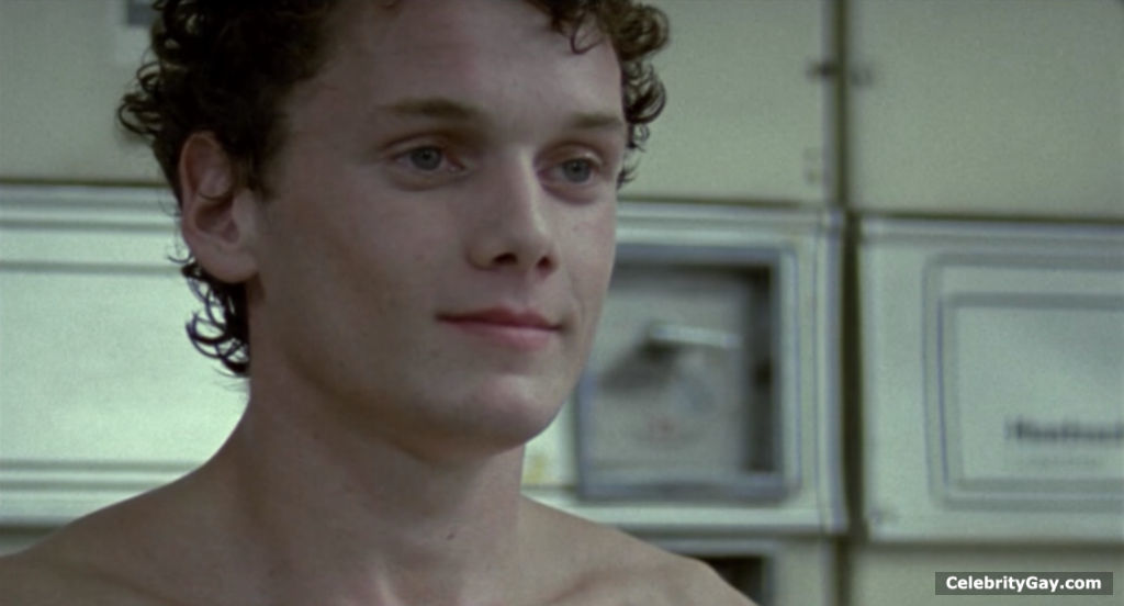 Anton yelchin nude