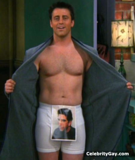 Matt leblanc real nude