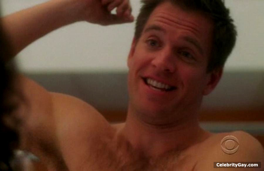 Michael weatherly naked — photo 4