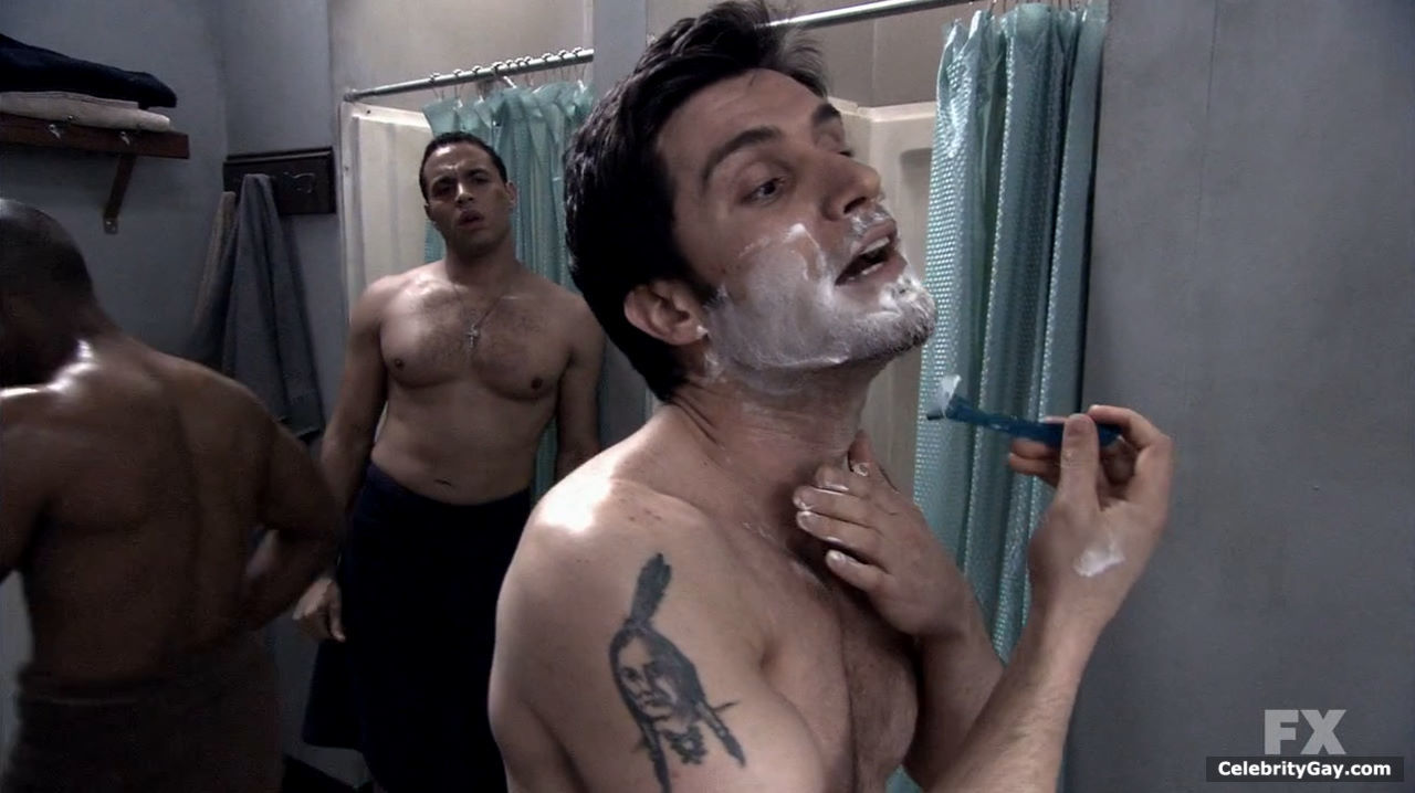 Mike lombardi naked