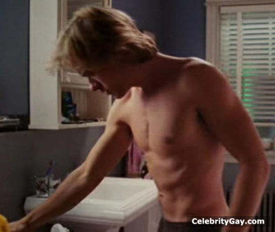 Adam campbell naked
