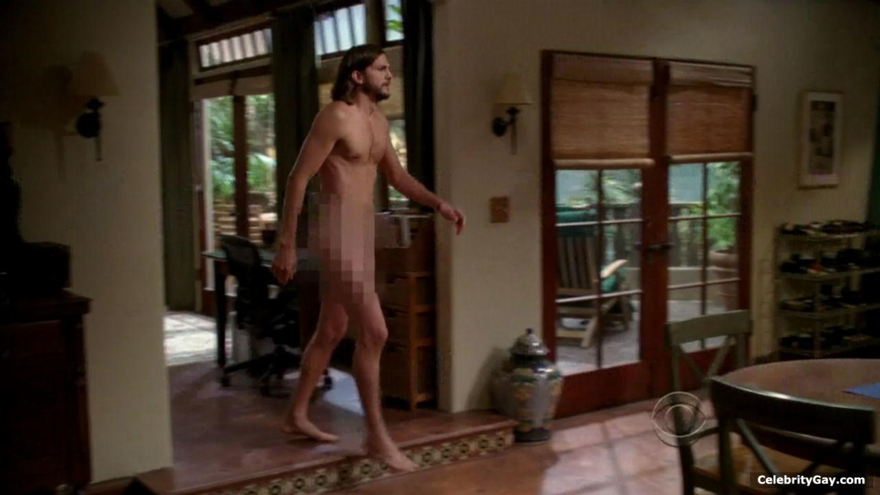 Ashton kutcher naked oh my