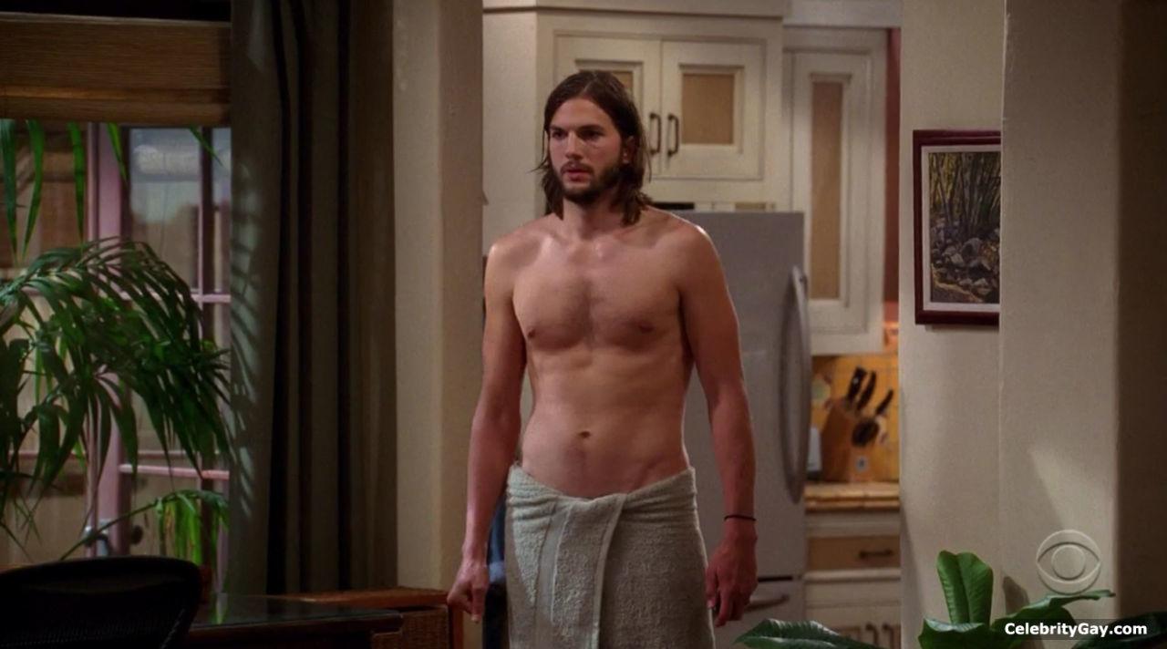 Ashton Kutcher Nude - leaked pictures & videos | CelebrityGay