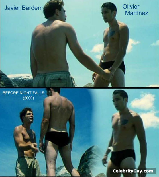 Olivier Martinez Nude 8 pics