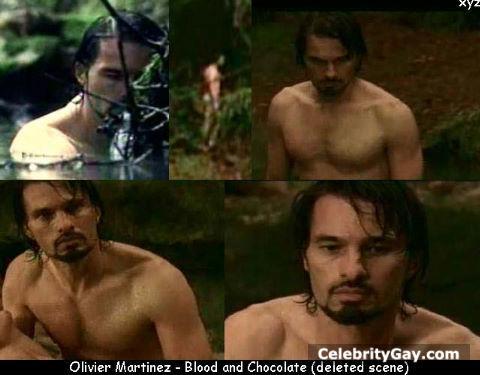 nude pics martinez Olivier